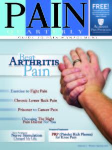 Pain Quarterly